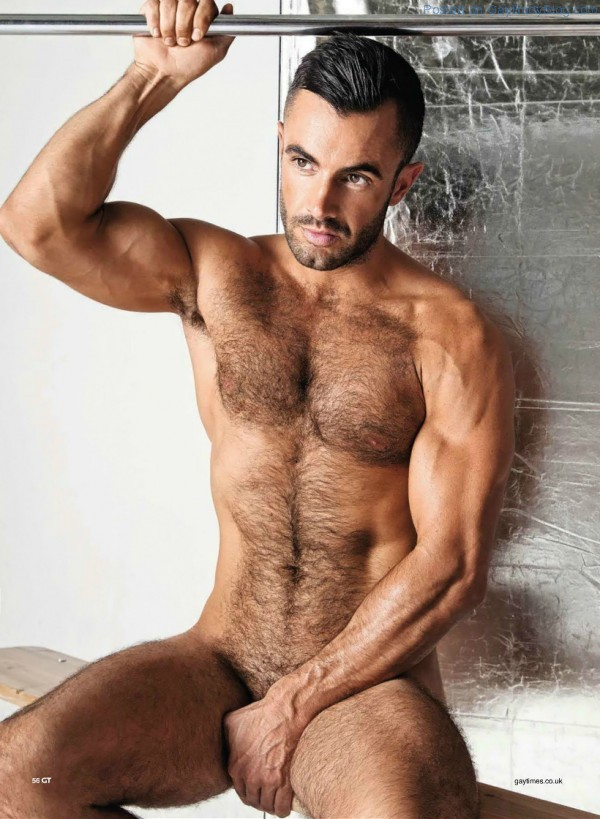 Naked Male Celebs For Gay Times Magazine (6)