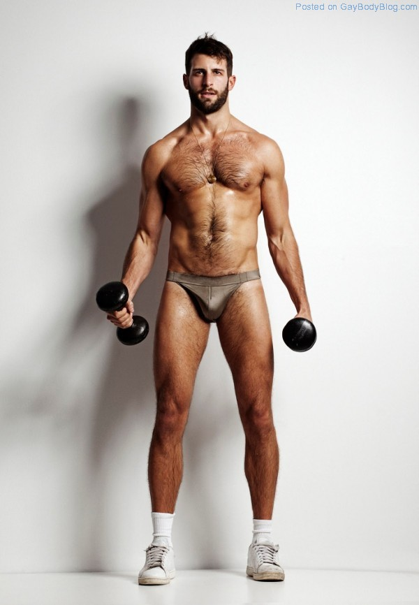 Sweaty, Hairy And Masculine - David Picard (5)