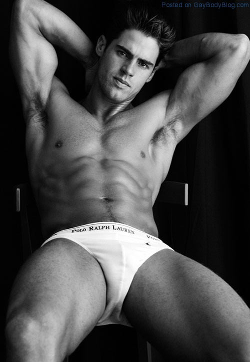 Buff Hottie Chad White By Greg Vaughan (2)