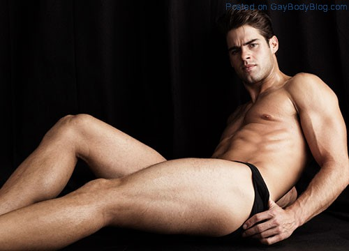 Buff Hottie Chad White By Greg Vaughan (4)