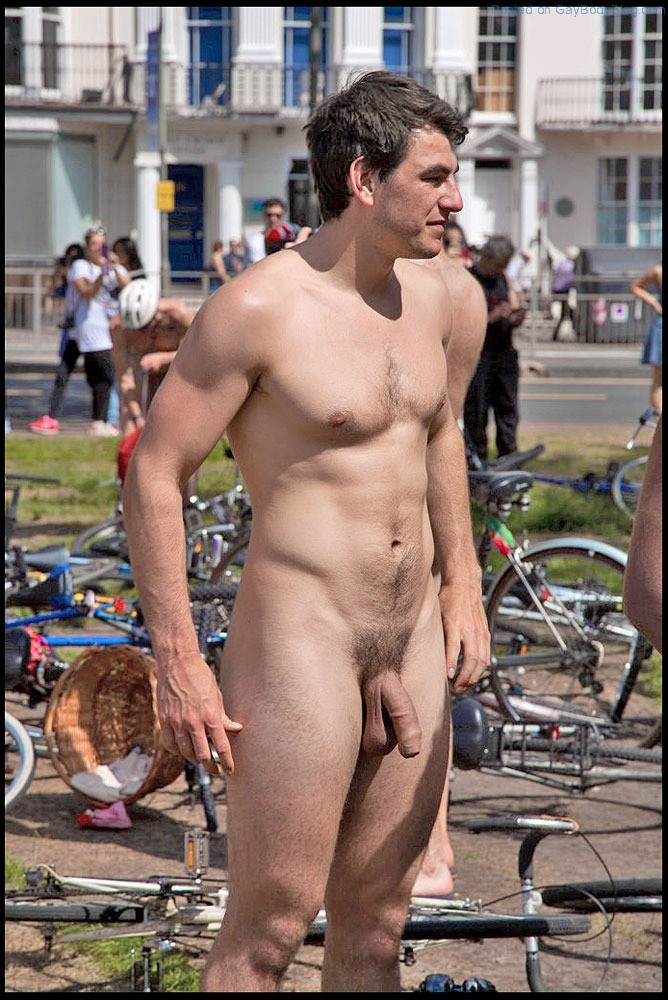 Boys showing off nude
