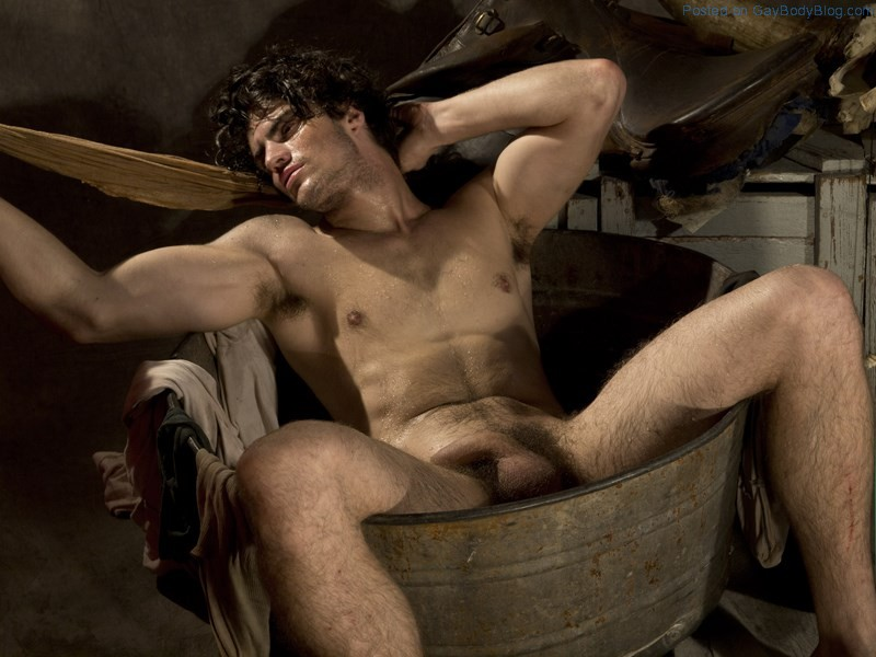 hunky nude men by paul freeman gay body blog   featuring photos of