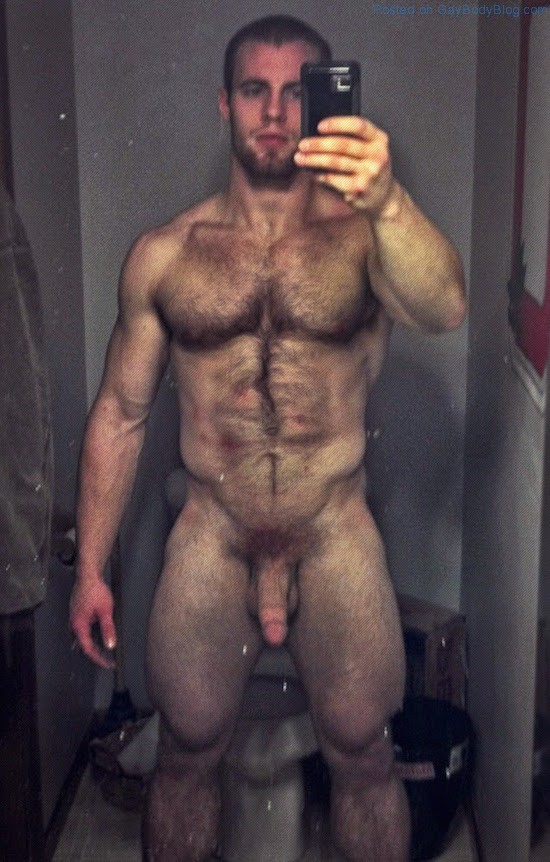 naked men selfies hairy