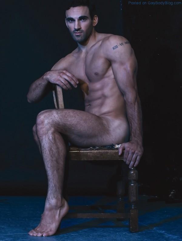 Davood Ghadami Naked 4