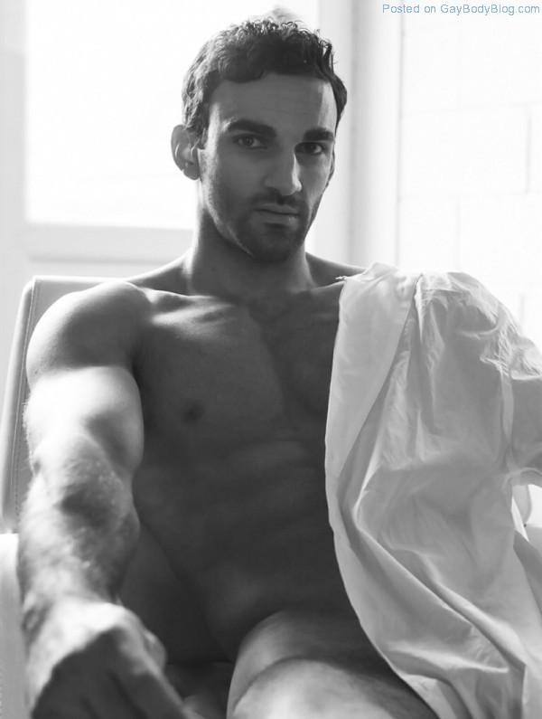 Davood Ghadami Naked 6