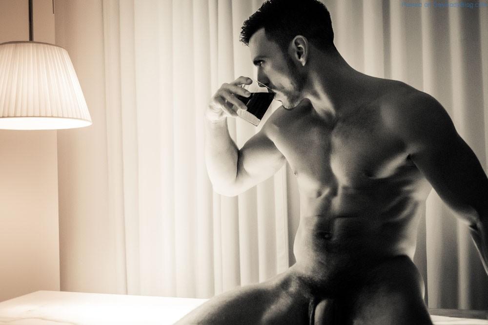 Gay Nude Modeling 3