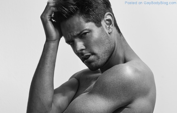 Handsome And Hunky Model Anthony Selemidis Has A Range Of Emotions (4)