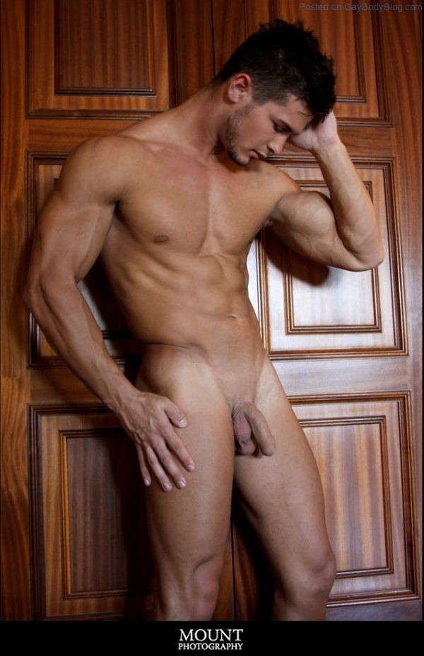 Gorgeous hunks nude