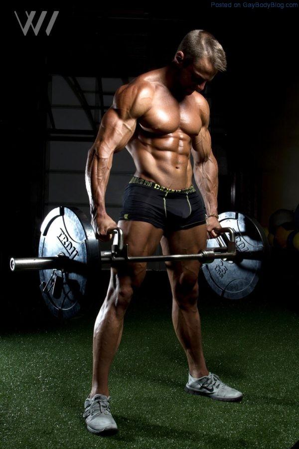 Muscle Hunk Eric Janicki By Eric Wainwright 4