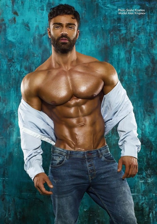 Alex Krupnov Is One For All The Real Muscle Lovers 3