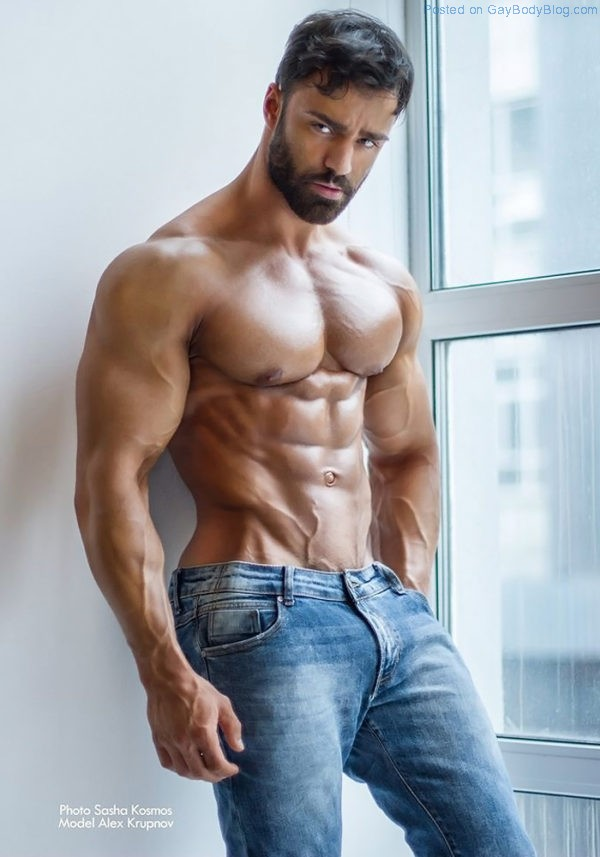 Alex Krupnov Is One For All The Real Muscle Lovers 4