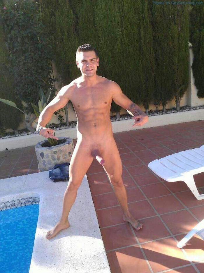 Gay Hung Porn Stars - Hung Porn Star And Male Model Juan Lucho 1 ...