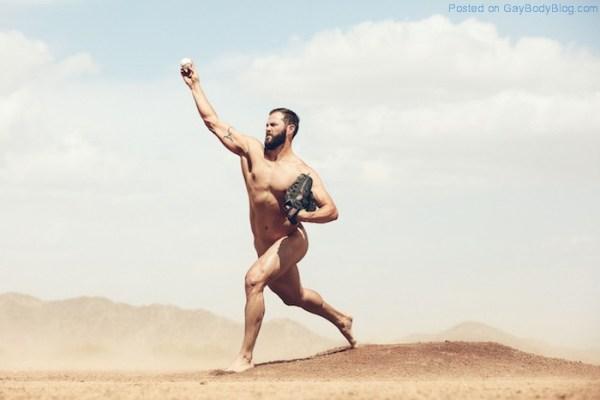 Naked Sports Hunks For ESPN BODY 2016 1