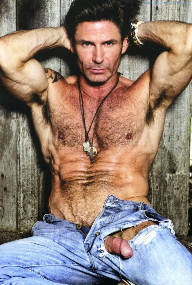 Dirk shafer nude playgirl