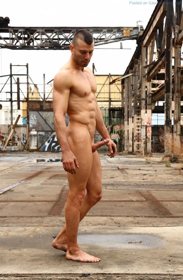 men work nude