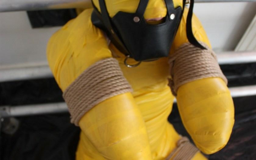 Yellow Mummy