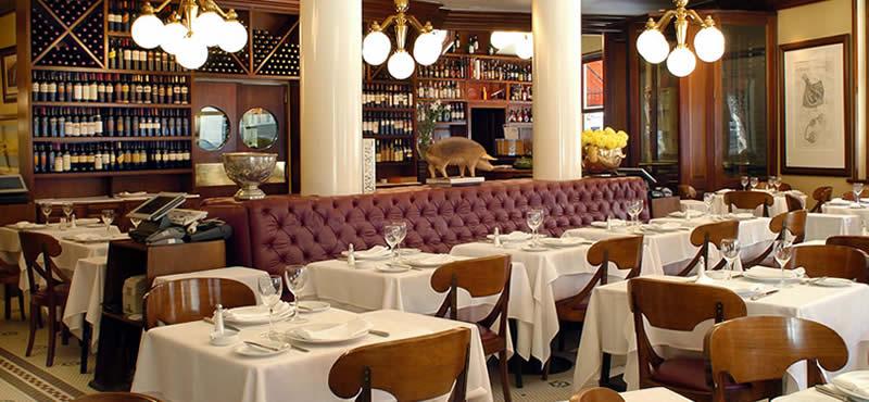 Oviedo restaurant Buenos Aires, Argentina