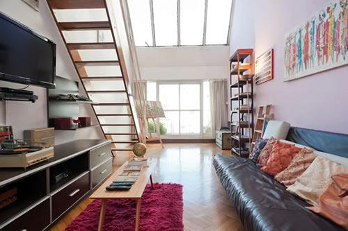 Historico Duplex Apartment Buenos Aires