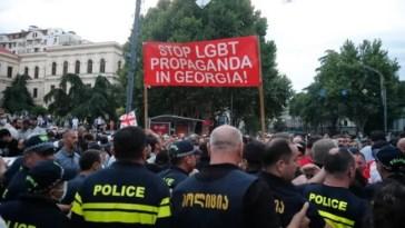 È morto un cameraman linciato durante l'attacco omofobo al Tbilisi Pride