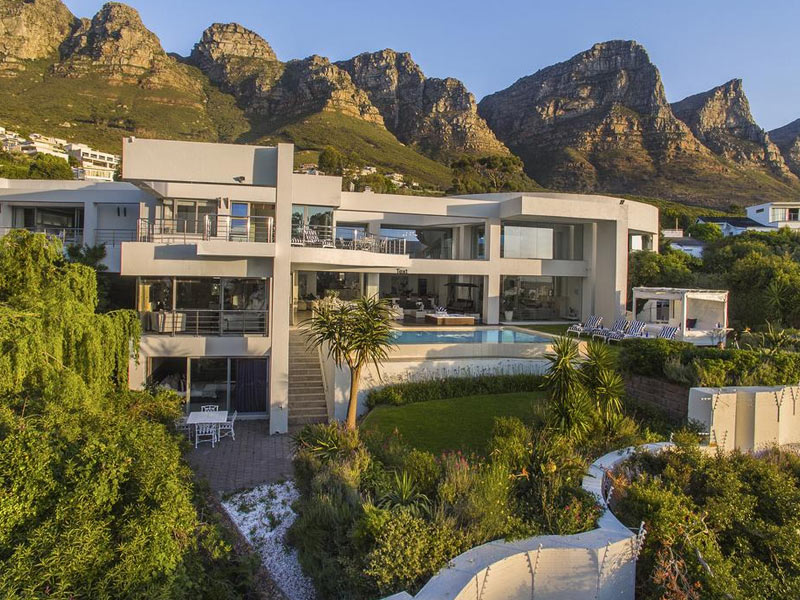 Hollywood-Mansion Cape Town