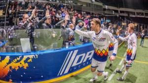Soccer game: tacoma stars host san diego sockers