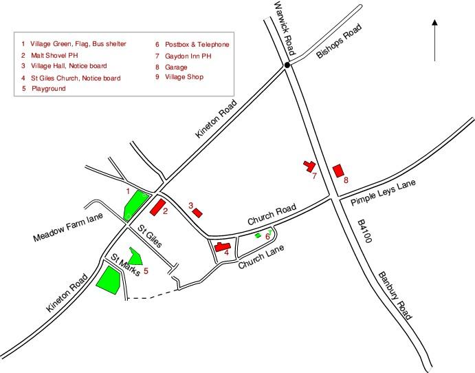 Gaydon Parish Plan 2012