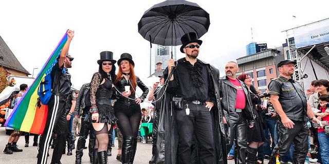 CSD Frankfurt Gay Pride 2021 is one of the bigger German prides