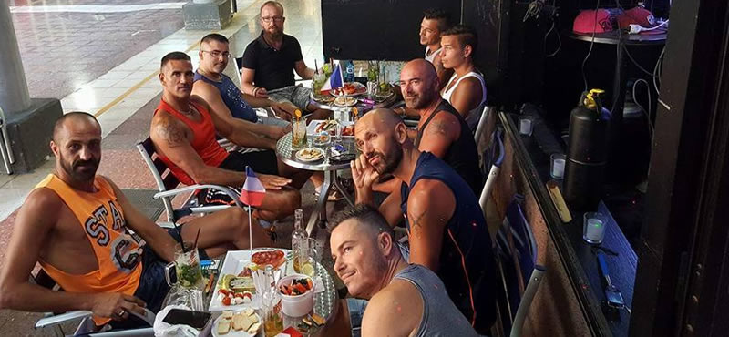 Barack Afe Gay Bar Gran Canaria