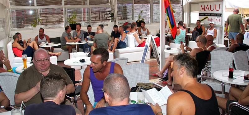 MAUU Gay Bar-Cafe in Gran Canaria
