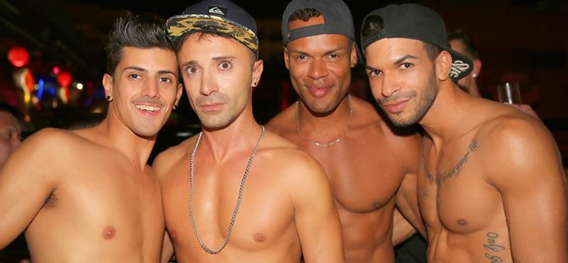 Dark room gay bar london