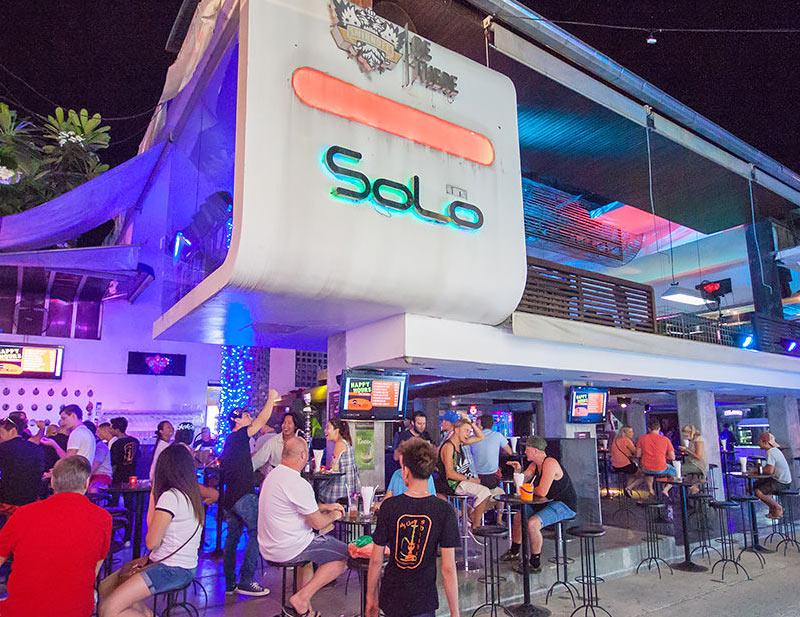 Solo Bar
