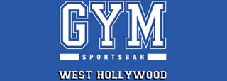 GYM Sports bar Gay Bar West Hollywood LA