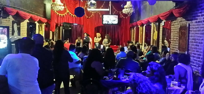 The New Jalisco Gay Bar Downtown La