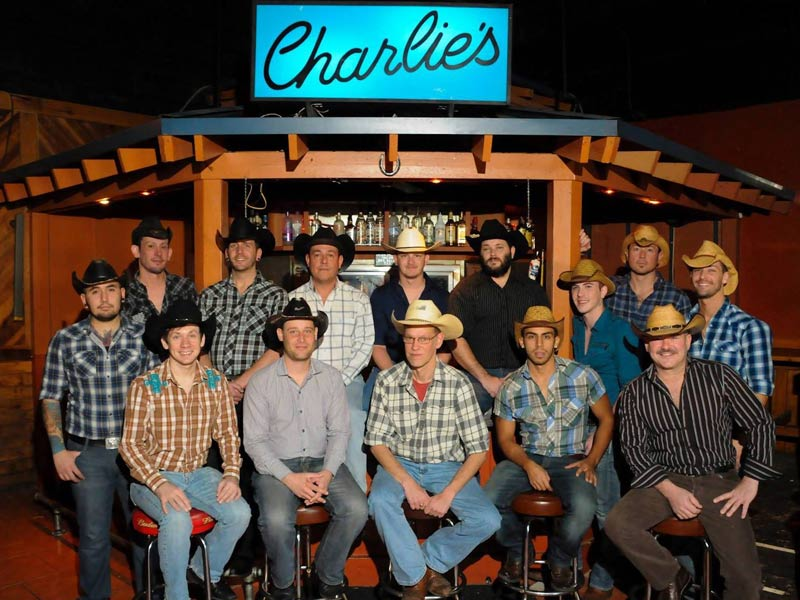 Charlies Vegas Gay bar
