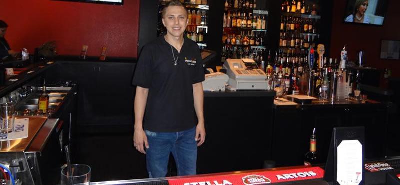 Spotlight gay bar Las Vegas