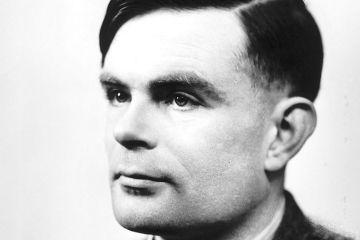 Alan Turing, Gay, Computers, Maths