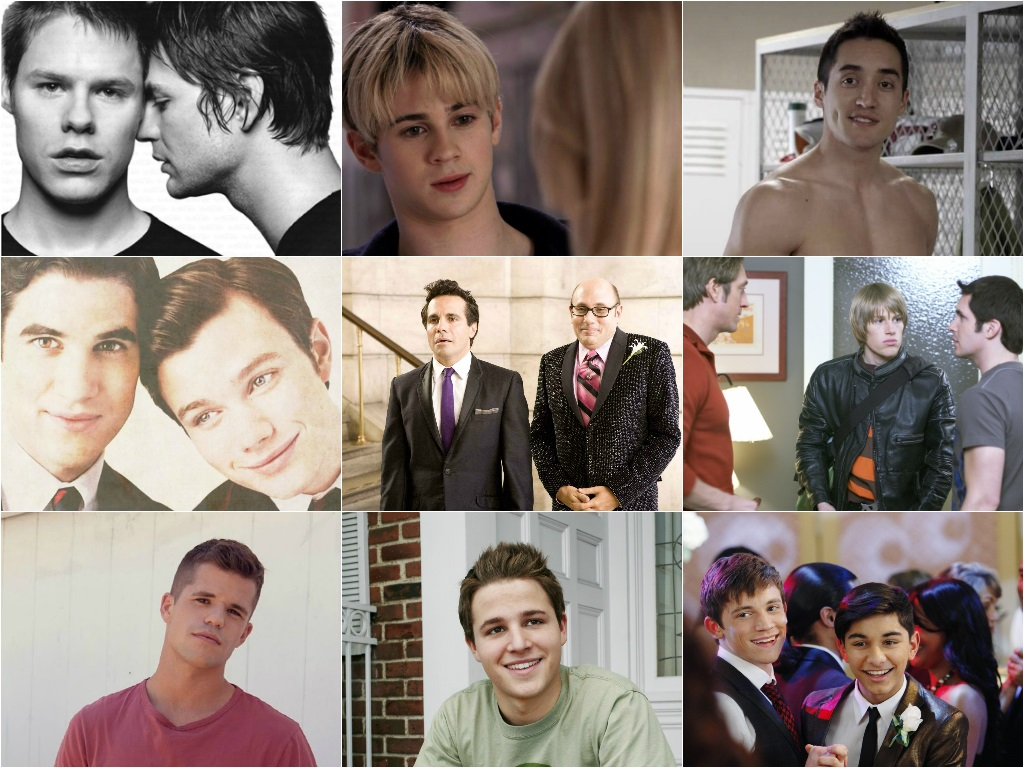 gay tv characters