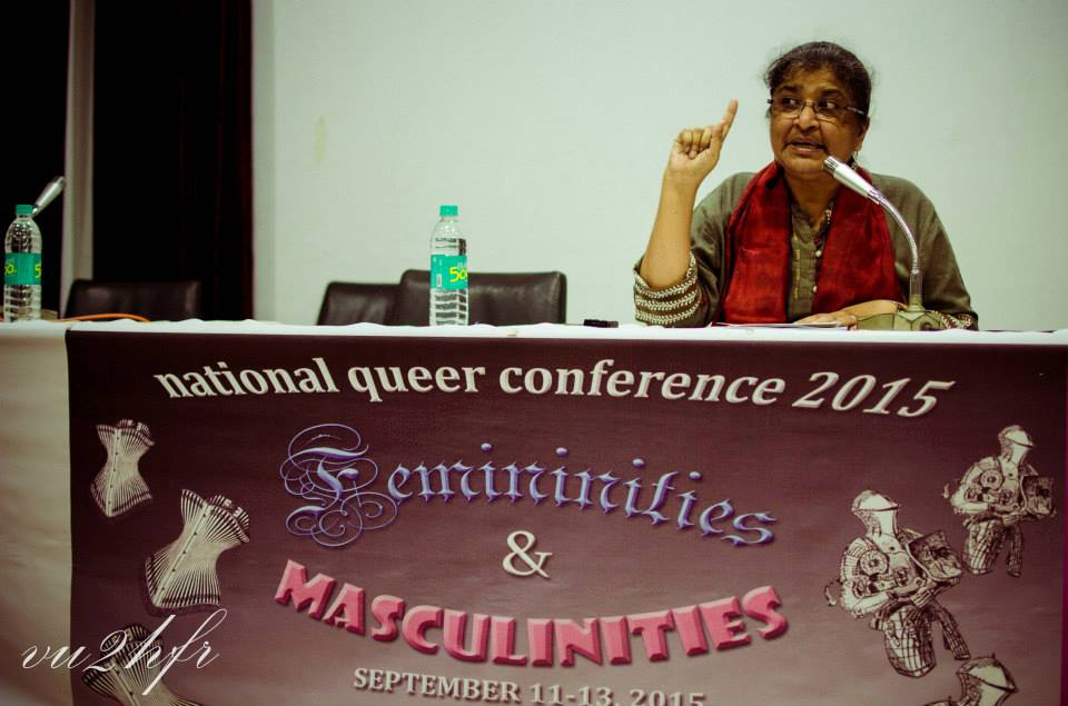 Photo credits: Nilanjan Majumdar & Sappho For Equality