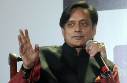 Congress Mp, Shashi Tharoor