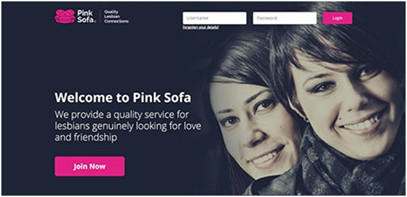Pink sofa dating website