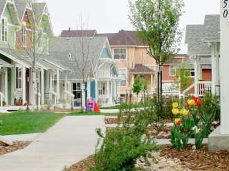 Highlands' Garden Village Co-housing