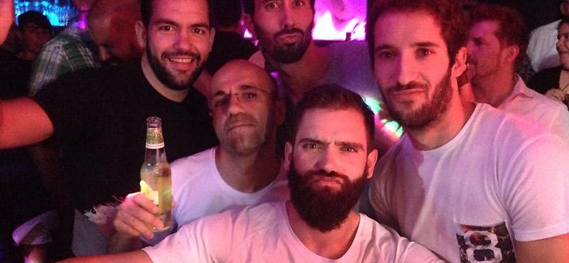 Lisbon gay club, Finalmente