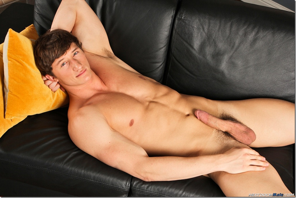 next door male - Lance Alexander