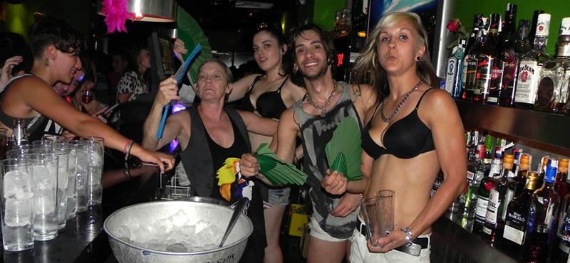Escape gay club Madrid