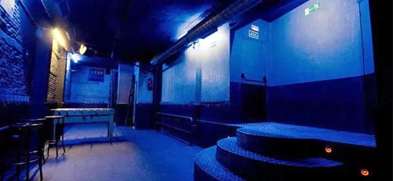 Gris Gay Bar Madrid