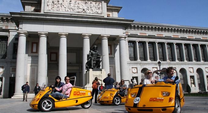 Madrid GPS Tour