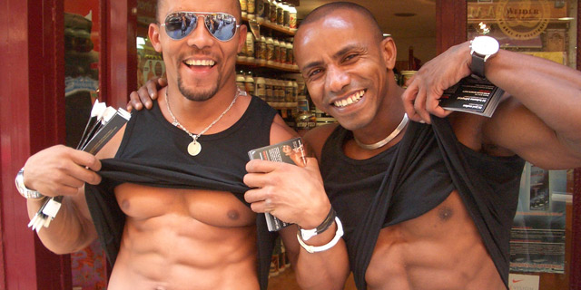 Gay Scene in Chueca