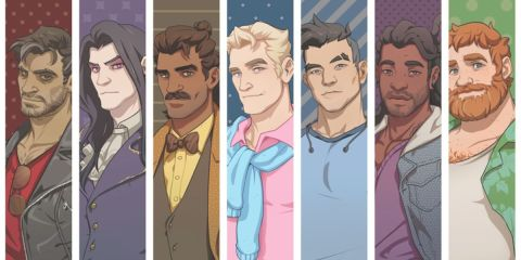 Dream Daddy llega a PlayStation 4