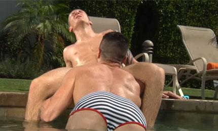 Tastey Speedo Butt