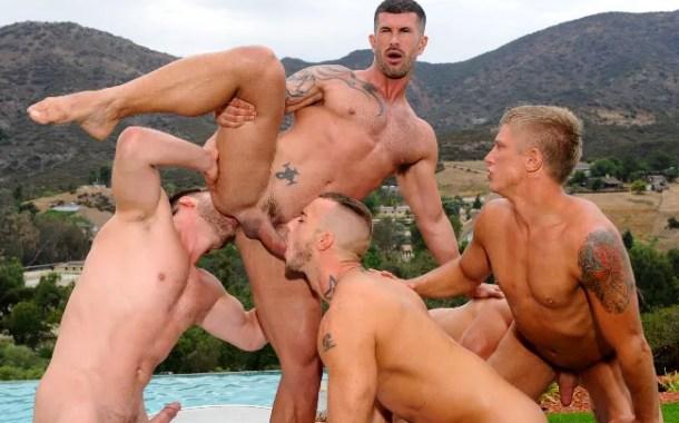 Pool Fivesome